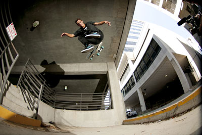 BS flip by Zach Gillespy!